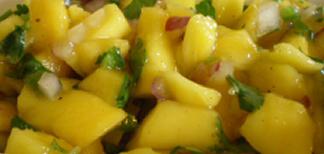 Mango Salsa…