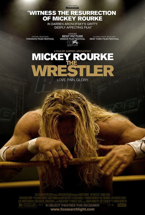 A mini review – The Wrestler…