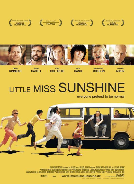 A mini review – Little Miss Sunshine…