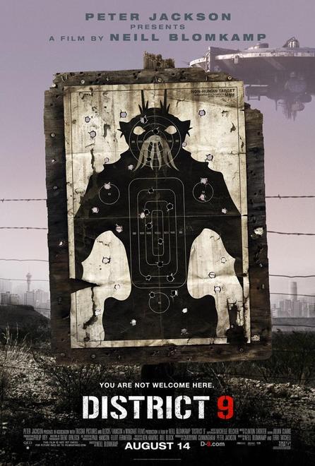 District 9 – A mini review