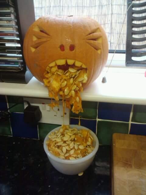Pumpkins…