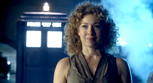 River Song…