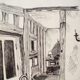 Broom House – (2007)