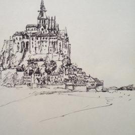 Le Mont Saint Michel – (2001)