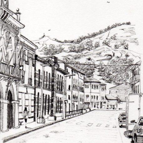Av de Aragon, Alhama de Aragon, Spain (2012)