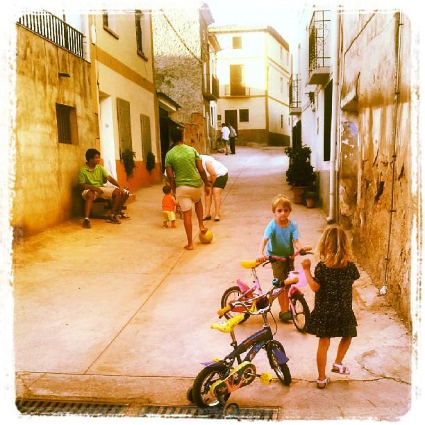 Clara goes to Spain (Part 2) – El pequeño pueblo tranquilo