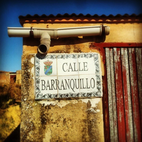 Calle Barranquillo... (225/365)