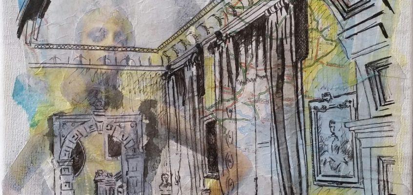 Sudbury Hall scribbles