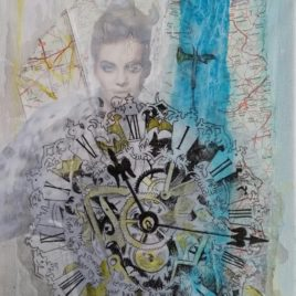 The Skeleton Clock – 2014