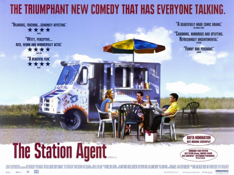 The Station Agent – A mini review