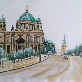 Berlin Cathedral – 2013