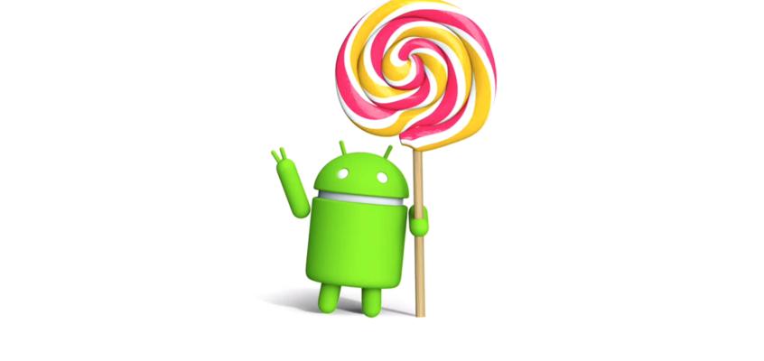 A new lollipop