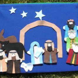 school, nativity